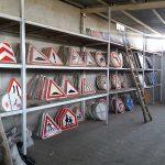 بورس تولید تابلو ترافیکی تحویل فوری