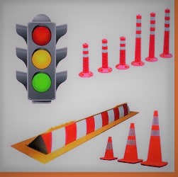 برآورد قیمت تابلو و تجهیزات ترافیک شهری