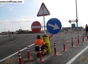 قیمت تابلوهای ترافیک شهری