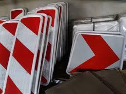 خرید و فروش تابلو ترافیکی